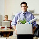 Новость про увольнение сотрудников